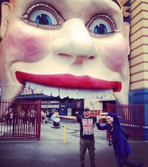 Visit Luna Park