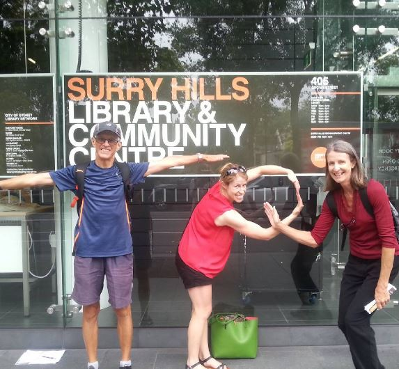 Explore Surry Hills
