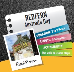 Redfern Trail Quest