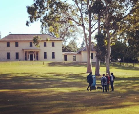 Visit Government House
