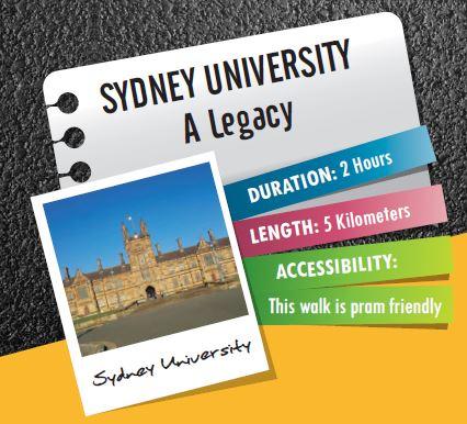 Explore Sydney University