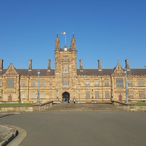 Activities in Sydney University