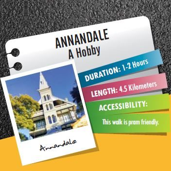 Activities Annandale